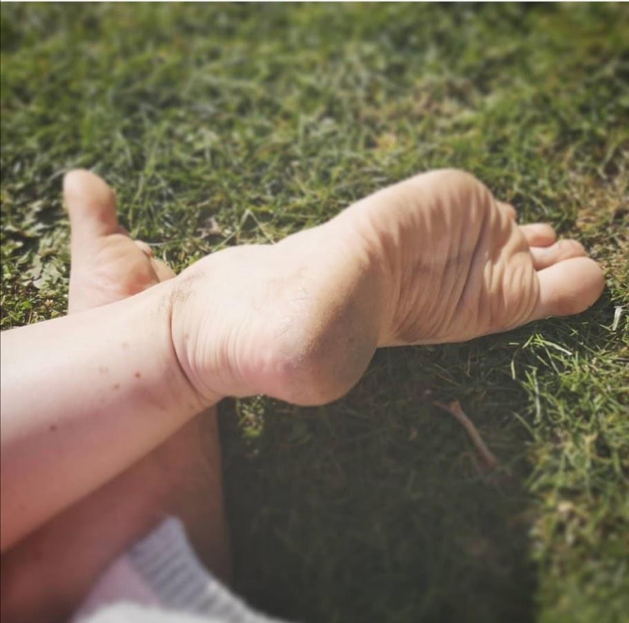 Ať se nemusíte za své nohy bosé stydět ;-)
